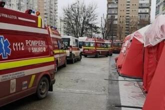 România, lovită de valul trei al pandemiei de Covid-19. La ATI nu mai sunt locuri
