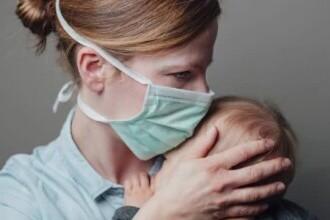 Spitalele sunt pline de copii cu Covid-19. De ce boala este detectată mai târziu la cei mici