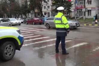 Protest în Botoșani, pentru un drum plin cu cratere. Oamenii au ajuns la capătul răbdării