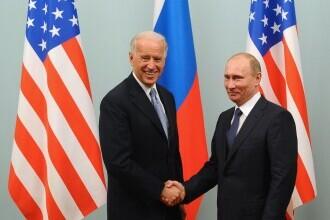 """Președintele SUA admite că Putin este un """"ucigaș"""" și avertizează că acesta """"va plăti"""""""
