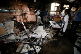 VIDEO. Incendiu într-un spital din Bangladesh. Trei pacienți cu Covid-19 au murit în secția ATI