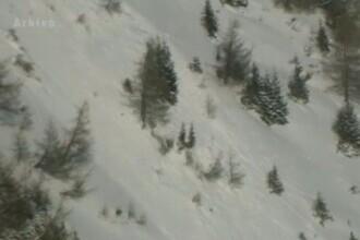 Risc maxim de avalanșă în Bucegi. Sfatul salvamontiștilor