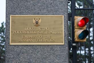 Tensiuni între Rusia și SUA. Ambasadorul rus va părăsi Washingtonul sâmbătă