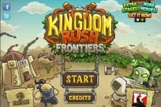iLikeIT. Jocul săptămânii, un clasic la 9,50 lei. Play Frontiers: Tower Defense