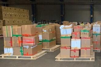 Captură de 3 milioane de euro în Portul Constanța, după ce a fost verificat un container