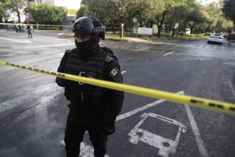 VIDEO. 13 morți într-o ambuscadă împotriva unui convoi al forțelor de securitate mexicane