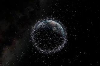 Se dă startul curățeniei în spațiu. Peste nouă mii de tone de deșeuri periculoase vor fi strânse în doi ani