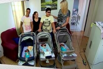 Tripleţi rămaşi orfani, după ce mama lor a fost răpusă de Covid, iar tatăl a murit într-un accident