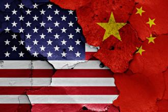 Tensiuni între SUA și China: