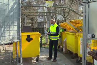 Directorul de la Salubritate Oradea s-a apucat să sorteze deșeurile unui bloc din oraș. Ce a descoperit
