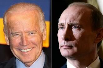 Putin l-a provocat pe Biden să îi spună LIVE care e problema. Ce scuză a găsit liderul SUA