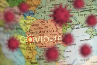 Județele aflate în scenariul roșu din cauza COVID. Incidență de 6,01 în Timiș
