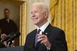 Joe Biden a ținut prima sa conferință de presă de la preluarea mandatului. Cum i-a criticat pe liderii Chinei și Rusiei
