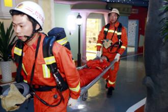Explozie soldată cu victime în China. Posibil atac cu bombă la sediul autorităţilor locale din Mingjing