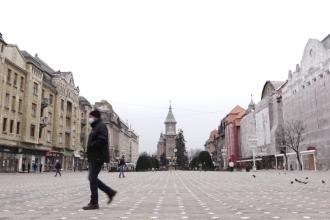 Timișoara rămâne în carantină pentru încă șapte zile. Ce restricții sunt în vigoare