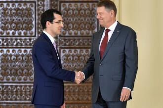 """Iohannis îl contrazice pe Voiculescu: """"Nu a măsluit nimeni datele despre pandemie"""""""