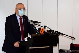 Când trebuie să se ducă oamenii la spital dacă au simptome de COVID, spune Raed Arafat. Valorile indicate de pulsoximetru