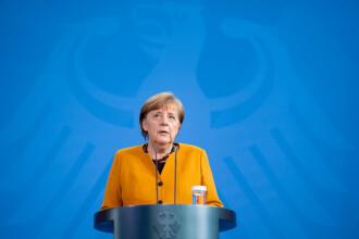 """Angela Merkel renunţă la restricţiile severe din timpul Paştelui, asumându-şi o """"greşeală"""""""