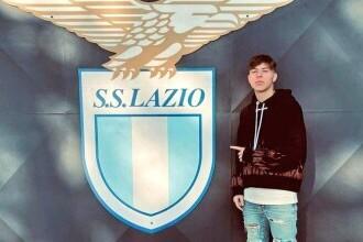 Un jucător de 19 ani al echipei Lazio a decedat într-un accident rutier