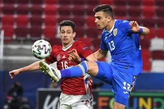 EURO U21: Ungaria - România 1-2.