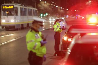 """Poliția și Jandarmeria, apel către bucureșteni: """"Vă rugăm să purtaţi mască şi să păstraţi distanţarea fizică"""""""