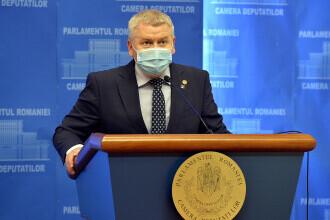 Florin Roman cere excluderea liberarilor care au demisionat din grupul parlamentar