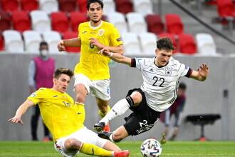 România, eliminată de la Euro U21. Suntem la egalitate cu Germania și Olanda, dar plecăm acasă