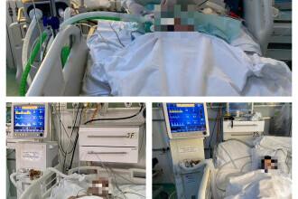 Un manager de spital a publicat imagini de la ATI.