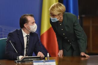 Premierul se delimitează de greșelile miniștrilor fără mască: Le-am cerut să plătească amenda