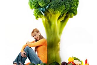 Broccoli ne apara de cancerul de stomac