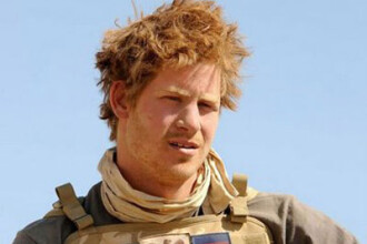 Printul Harry al Marii Britanii a folosit in Afganistan o vesta