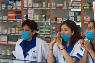 OMS anunta 1.124 de cazuri confirmate de gripa porcina