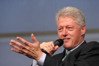 Inca o aventura in portofoliul lui Bill Clinton. Cu ce actrita celebra este acuzat ca ar fi facut sex, chiar langa sotie