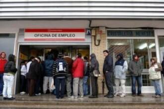 Incet, dar sigur, piata muncii din Spania se inchide pentru romani