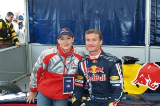 David Coulthard vrea circuit de Formula 1 in Romania!