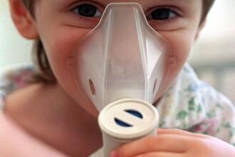 Astmul, o boala care afecteaza tot mai multi copii