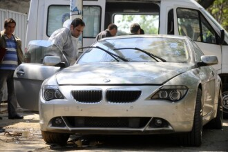 Cea mai mare pedeapsa: 18 ani de inchisoare pentru furturi de masini!