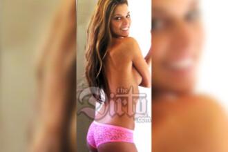 Miss California in mijlocul unui nou scandal! Au aparut poze topless