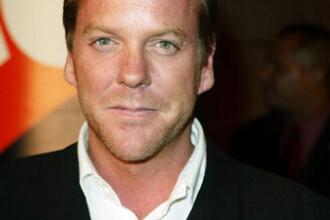 Kiefer Sutherland, la tribunal, dupa ce i-a dat un cap in gura unui stilist