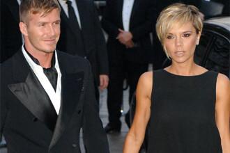 David Beckham: Exist doar pentru Victoria!