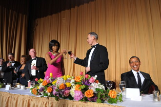 Vezi discursul lui Barack Obama, fara prompter!