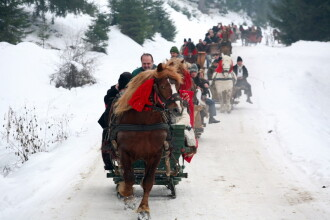 Bucovina isi trateaza oaspetii de Revelion cu specialitati vanatoresti