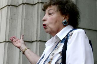 CNSAS acuza: Avocata Paula Iacob a colaborat cu fosta Securitate