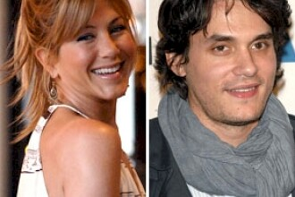 Jennifer Aniston s-a intors la John Mayer!