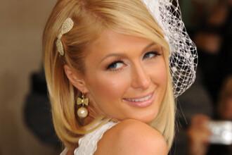 Paris Hilton s-a maritat! Si nu cu iubitul Doug!