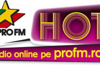ProFM lanseaza inca un radio online: ProFm Hot!