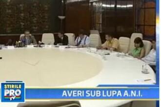 Averile unor ministri si primari din Bucuresti, luate la puricat