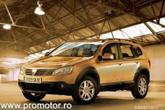 Dacia, SUV Dacia! Ce parere ai despre acest model? Ti l-ai cumpara?