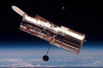Telescopul Hubble, reparat cu maiestrie de