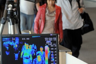 Sistem de tripla identificare biometrica pe un aeroport israelian